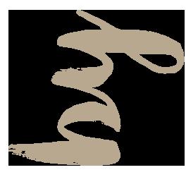 Schriftzug by hochkant