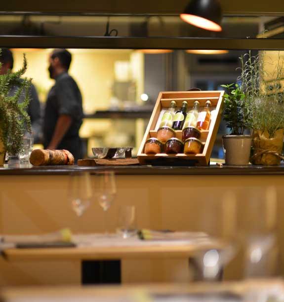 Restaurant Atmosphäre
