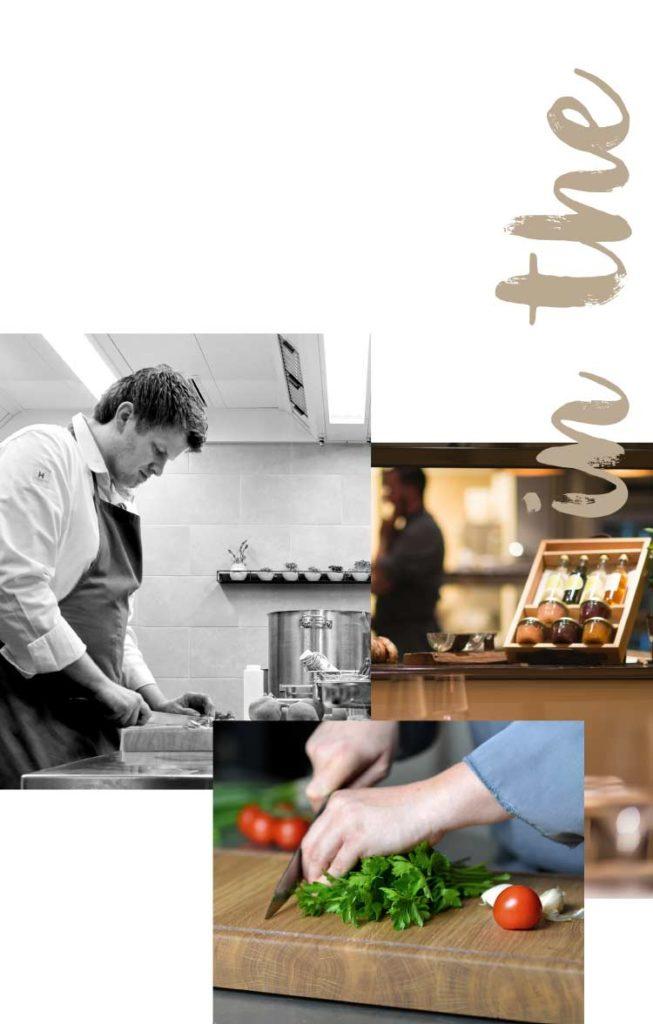 3 images restaurant