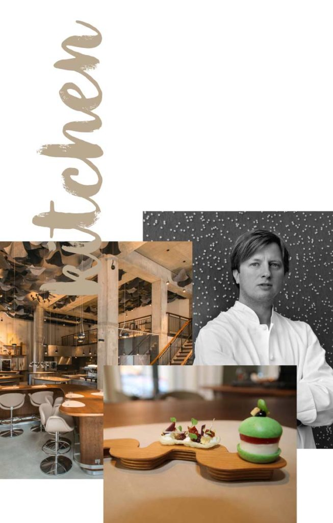 3 images kitchen Kevin Fehling
