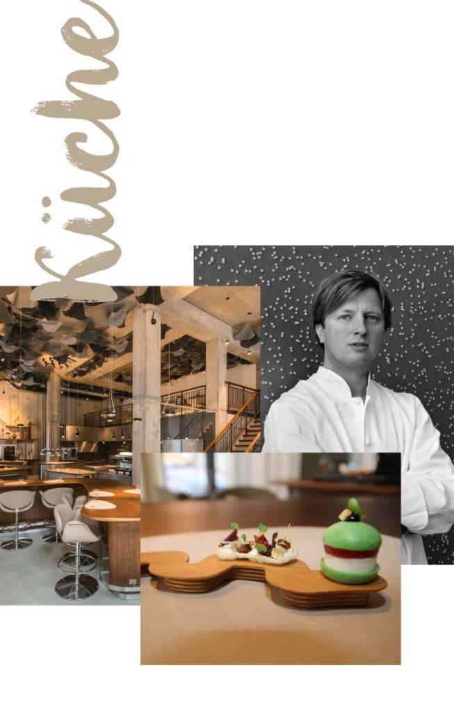 Bildcollage Restaurant Kevin Fehling