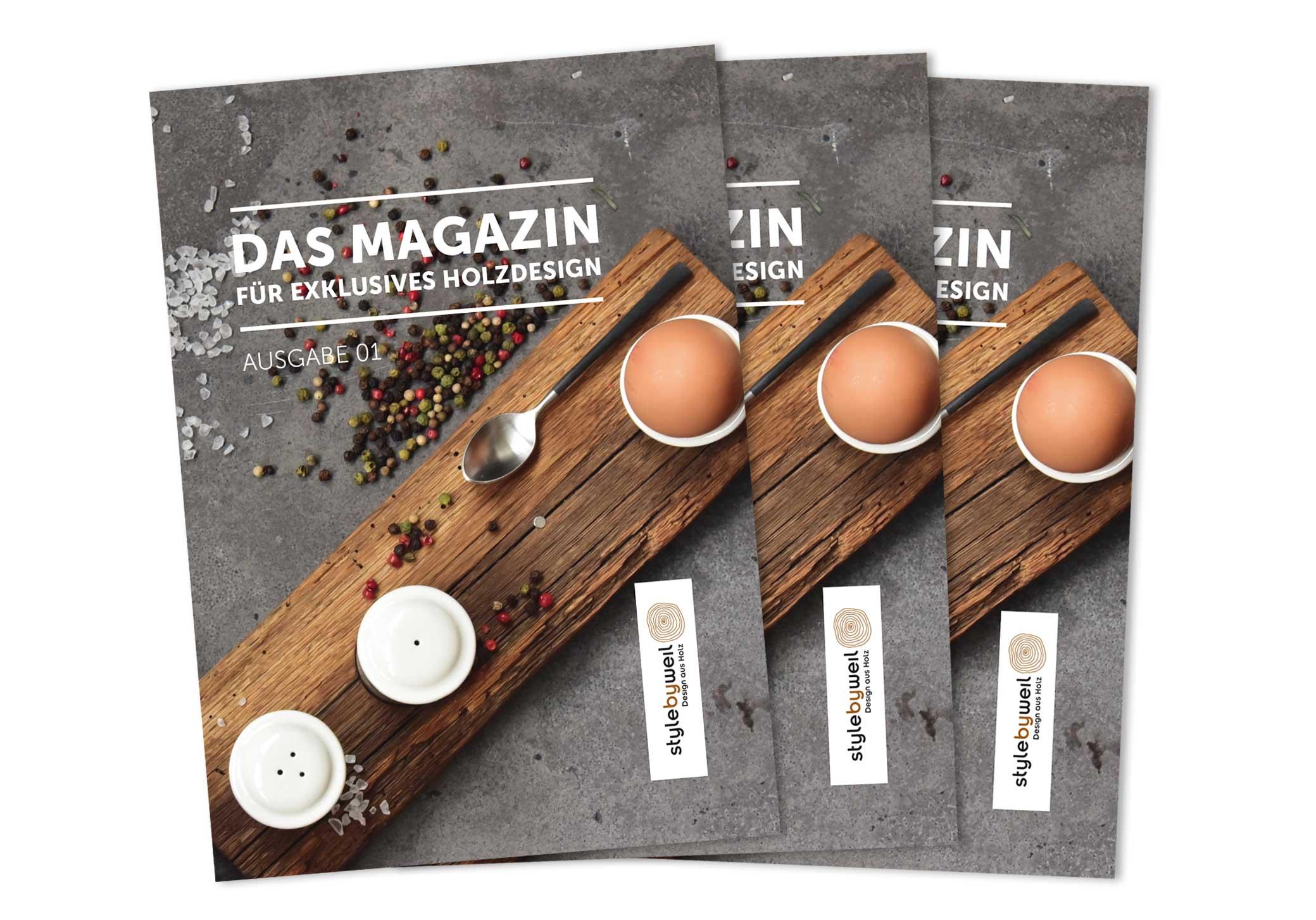 arangement 3 Magazin Cover